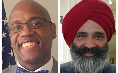 Two businessmen running for Neabsco District supervisor